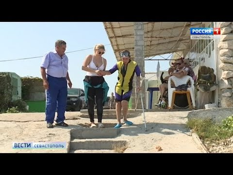 Паралимпийцы Севастополя могут потерять возможность заниматься дайвингом