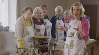 Wwii Canning Machine - Cake Bakers & Trouble Makers: Lucy Worsley's 100 Years Of Wi - Bbc Two