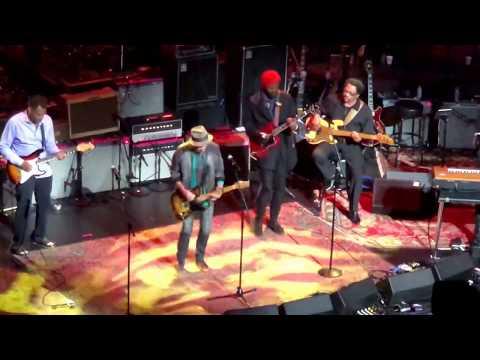 Happy - Keith Richards W/ Gary Clark Jr @ Love Rocks NYC Beacon Theater 3/15/18