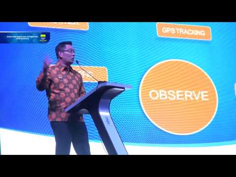 160921  Menjadi Pemateri di Microsoft Industry Summit 2016 di Jakarta