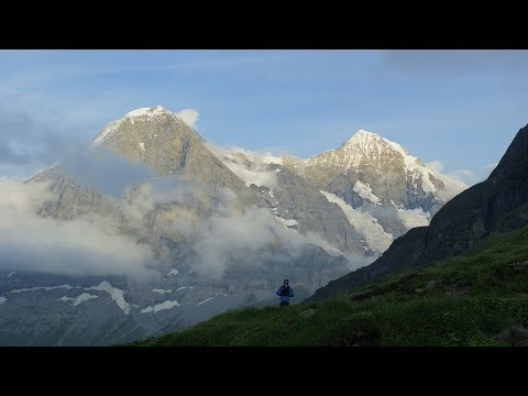 EIGER STONE - the official Film EIGER ULTRA TRAIL 2017