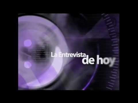 TELEVISION LOCAL DE SANTIAGO DE COMPOSTELA #SantiagoTV CABECERA LA ENTREVISTA DE HOY