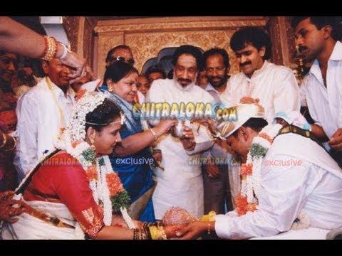 Kannada Actors Wedding Photos - YouTube
