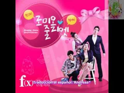 [MP3] F(x) - *Thrill Love* [sub español][GKPOP]