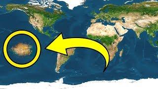 Scoperto Un Nuovo Continente Nel Mezzo Dell