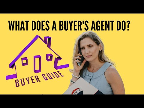 Danielle Edwards -  What does a Buyer agent do ?