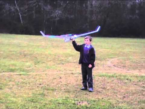 Home Made Model Glider