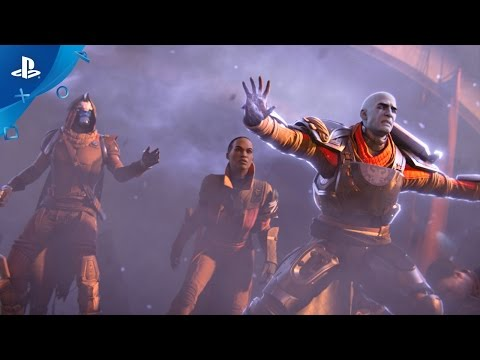 Destiny 2 - Homecoming Story Campaign Gameplay Reveal | PS4
