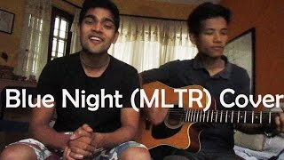 MLTR - Blue Night - Cover
