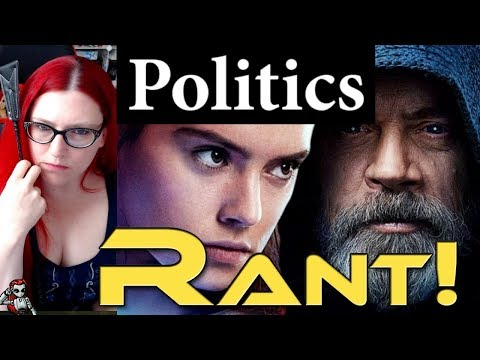 Star Wars Survey - Why Fans Don't Like The Last Jedi Rant!
