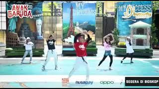 Dance anak garuda