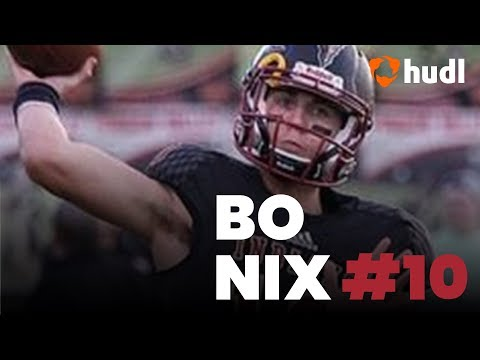 Bo Nix | Pinson Valley High School Football | Ultimate Highlights