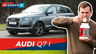 Audi Q7 I (2010) 3.0 TDI - Najpierw masa, a potem? | Test i Recenzja OTOMOTO