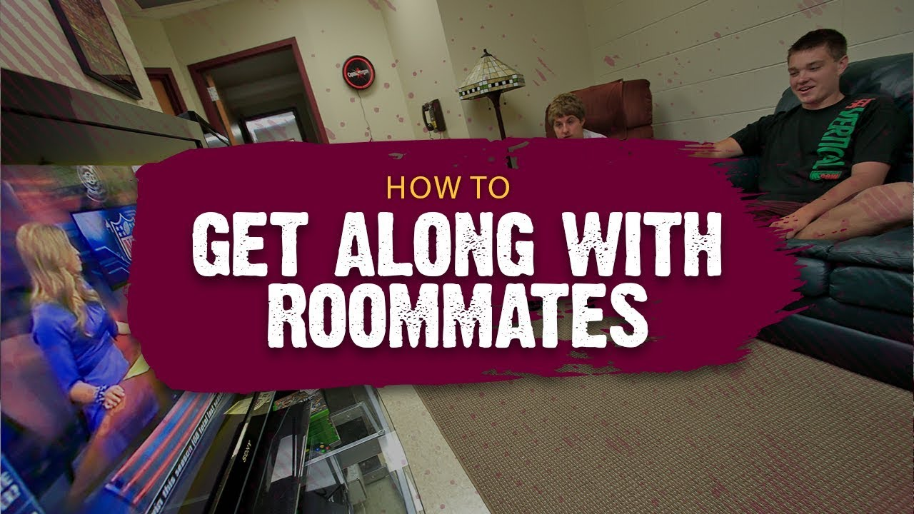Watch How to Get Along With Roommates in Your Apartment video