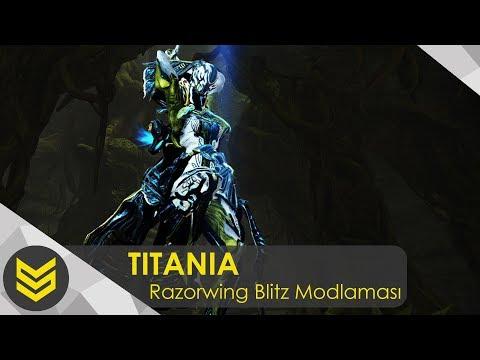Warframe: TITANIA | Türkçe Rehber ve Modlama thumbnail