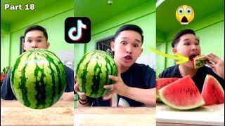 Trying TIKTOK Food Hacks! 🤯 Gumana kaya?   Stephen Benihagan