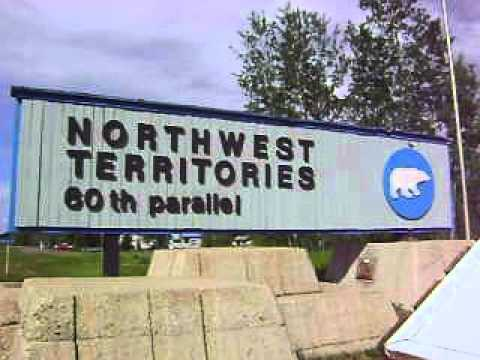 And im at the old northwest territories 60 th boarder