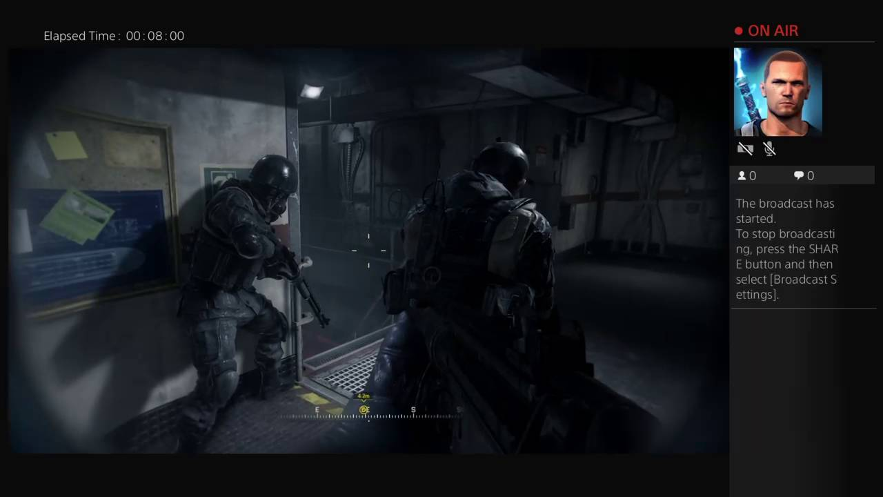 efeb2783093 Call Of Duty 4 Remastered PS4 Gameplay (Crew Expendable) - YouTube