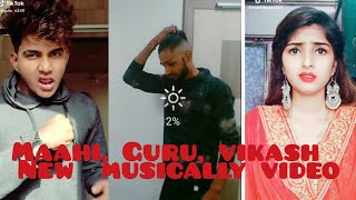 Guru Ft.maahi ft.Vikash new musically video🎥 | Rudra creation