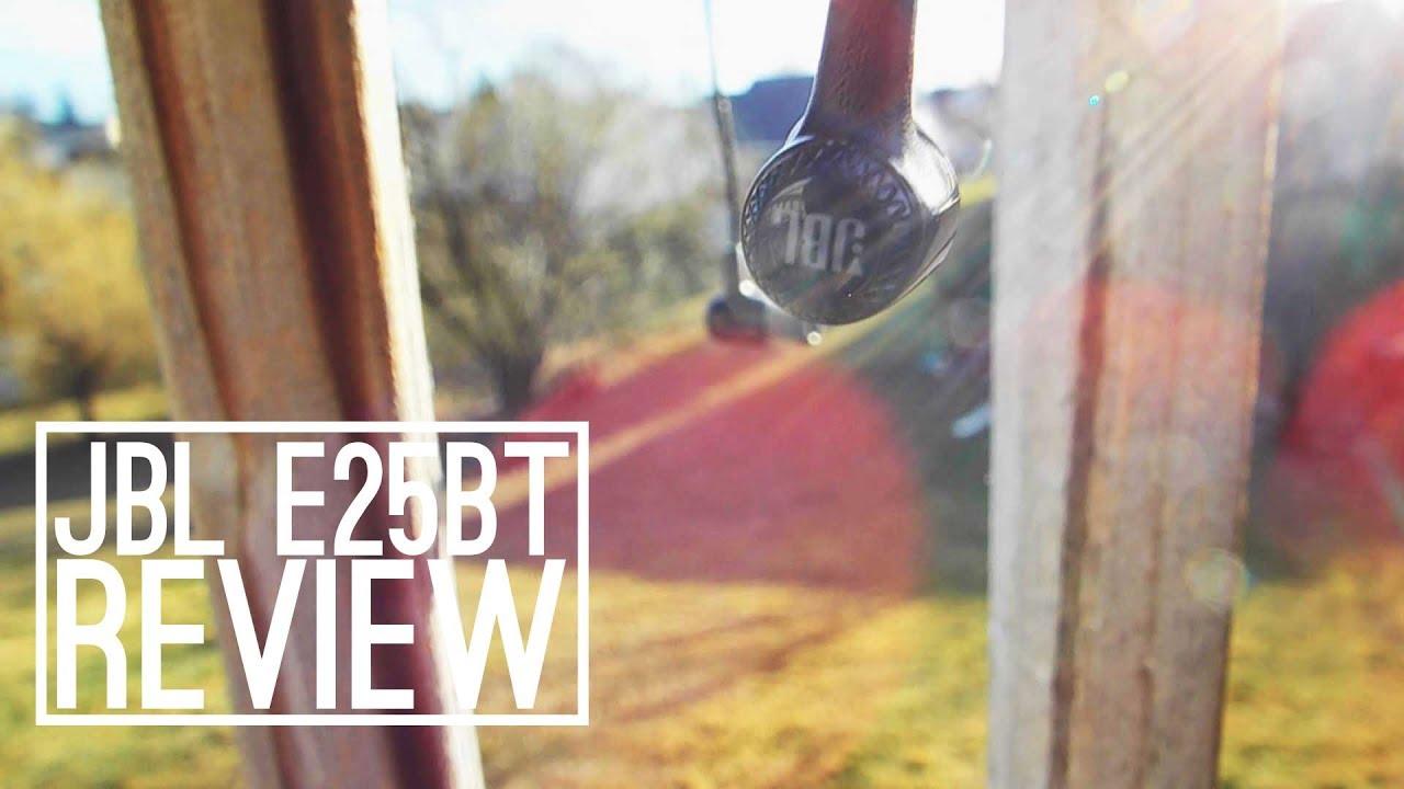 JBL E25BT: Review