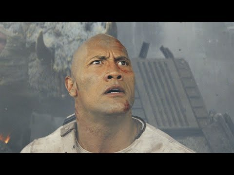 RAMPAGE - OFFICIAL TRAILER 2 [HD]