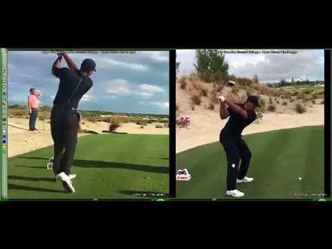 Tiger Woods Comeback Swing Analysis - Hero Challenge 2017
