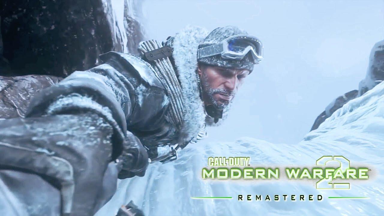 Soap Saving Roach Cliffhanger In Call Of Duty Modern Warfare 2