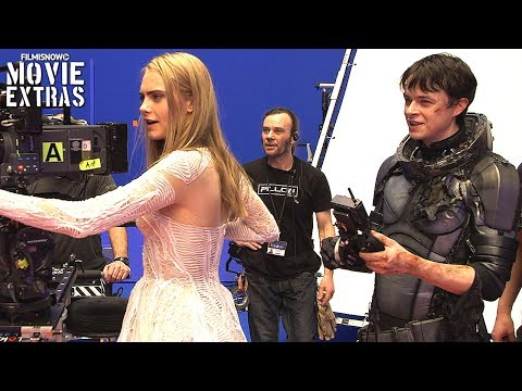 Go Behind the Scenes of Valerian and the City of a Thousand Planets (2017) en streaming