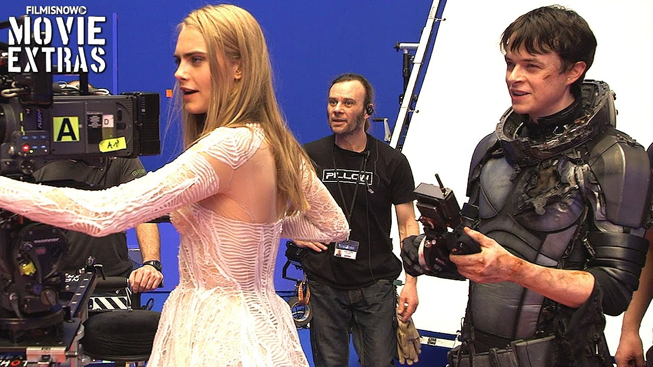 Download Go Behind the Scenes of Valerian and the City of a Thousand Planets (2017)
