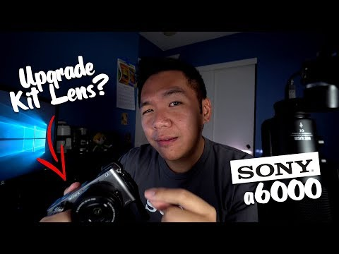 Sony a6000 Guide: Should You Upgrade Your Kit Lens? - Sony 16-50mm OSS