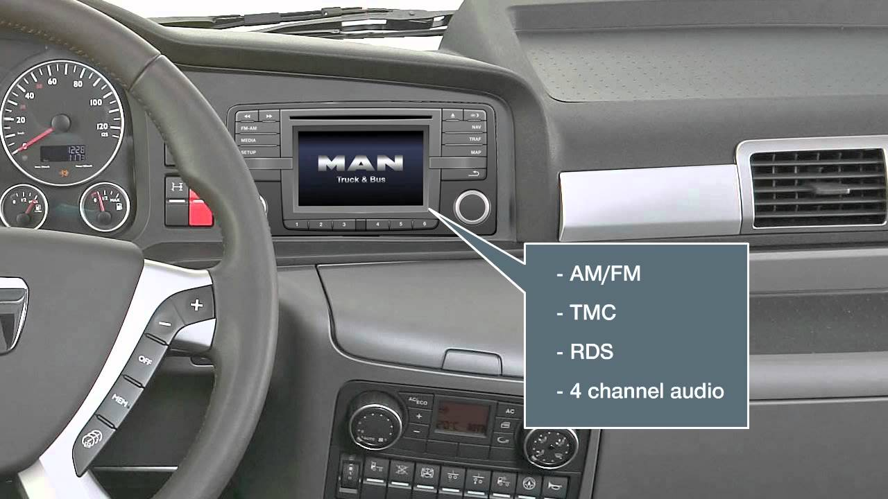 Mmt Advanced Radio Navigation Device Youtube