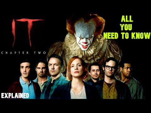 Watch This Video Before You See IT - Chapter 2   Pennywise Origins, IT Chapter 1 & More In Hindi