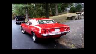 1973 Plymouth Cuda 340  -  For Sale