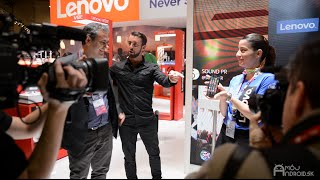 видео IFA 2016: Lenovo представила смартфоны K6, K6 Power и K6 Note