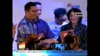 Video BERITA TERBARU VIDEO Slank Serukan Gerakan Indonesia WOW 25 November 2014 download MP3, 3GP, MP4, WEBM, AVI, FLV April 2018