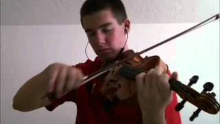 Written In the Stars (Violin Cover) - Tinie Tempah feat. Eric Turner