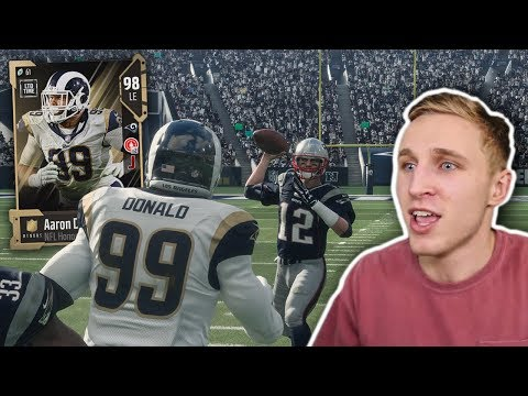 WHEN WILL THEY STOP RAGE QUITTING?! NEW 98 OVR! WHEEL OF MUT! EP. #28