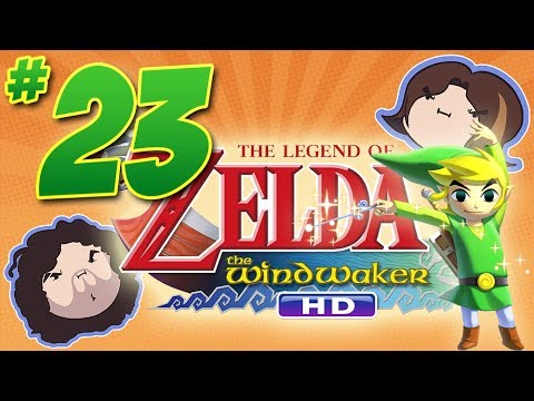 Wind Waker HD: It Comes to Blows - PART 23 - Game Grumps