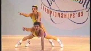 Video European Aerobic Championship 1993-02.flv download MP3, 3GP, MP4, WEBM, AVI, FLV Mei 2018