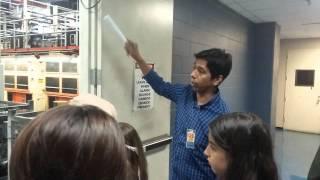 Tour of the Austin American-Statesman Printing Press