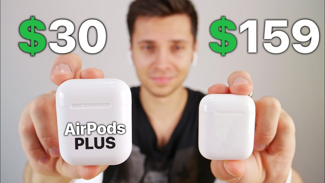 $30 Fake AirPods! First 1:1 Clone
