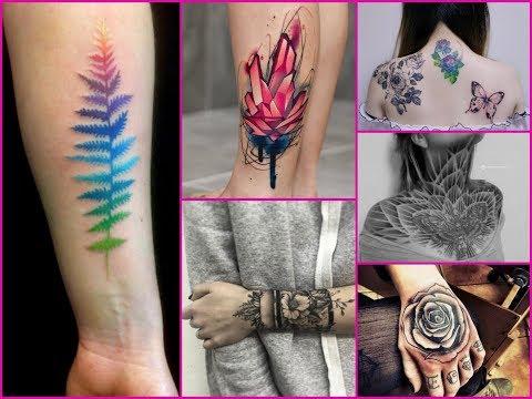 50+ Creative Tattoo Ideas & Inspirations  - Tattoo Designs for Women
