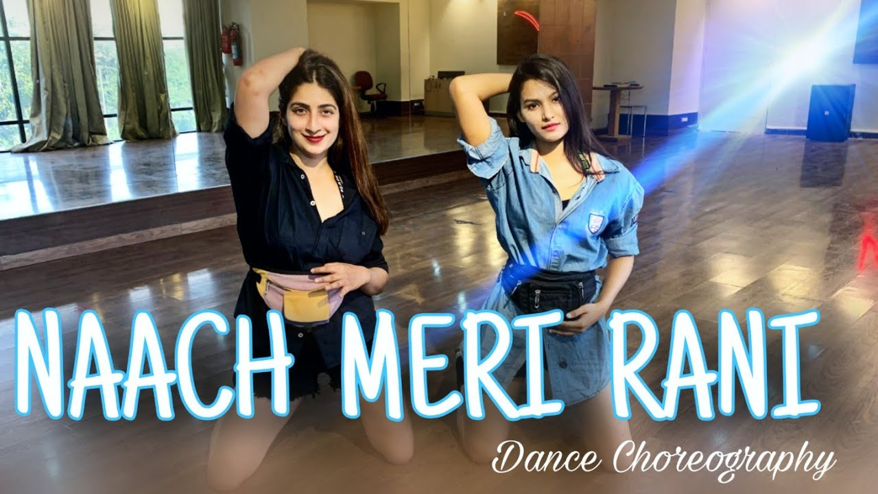 NAACH MERI RANI : Guru Randhawa Ft. Nora Fatehi |Dance Video | Easy to learn | Divyas Choreography.