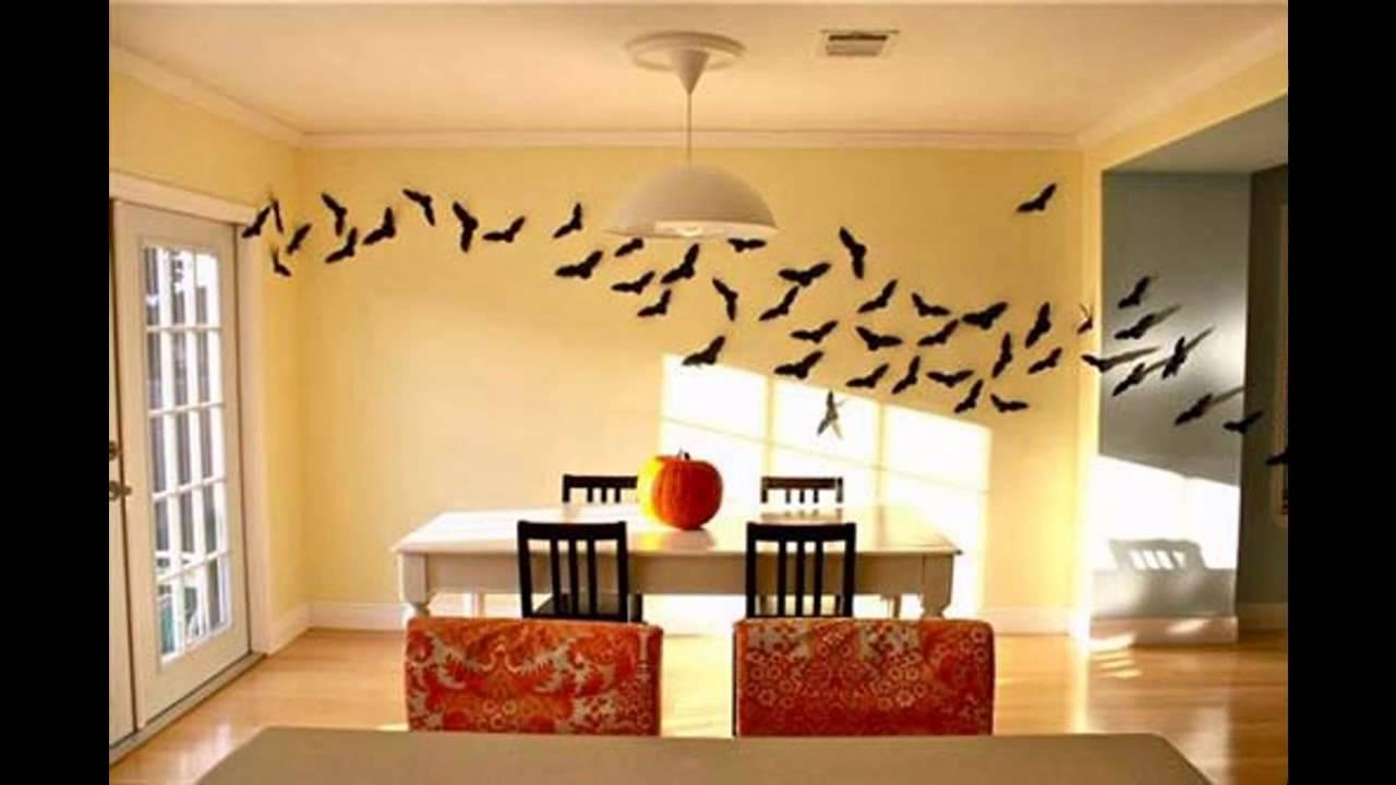 Unique wall decorations ideas - Home Art Design Decorations - YouTube