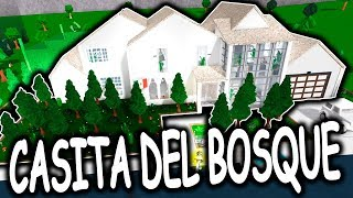 🏡 forest house 🌲 very nice ? Bloxburg ? ROBLOX