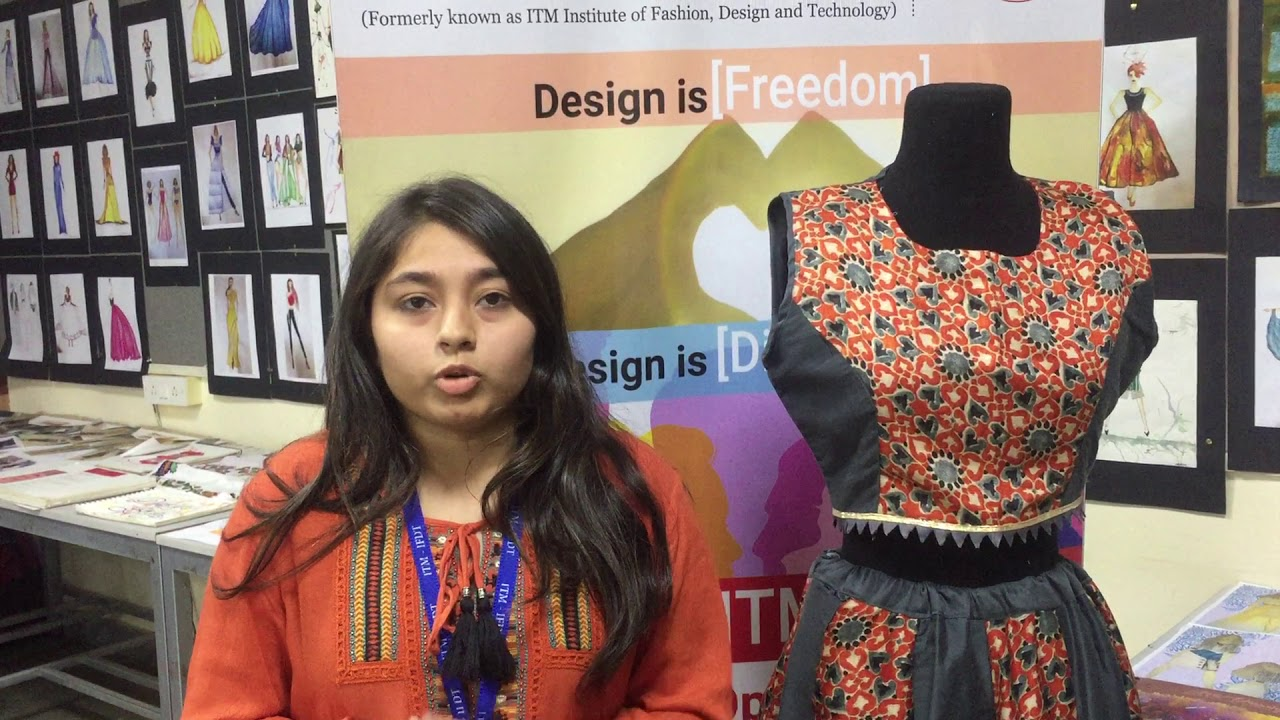 Itm Institute Of Fashion Design And Technology Itm Ifdt