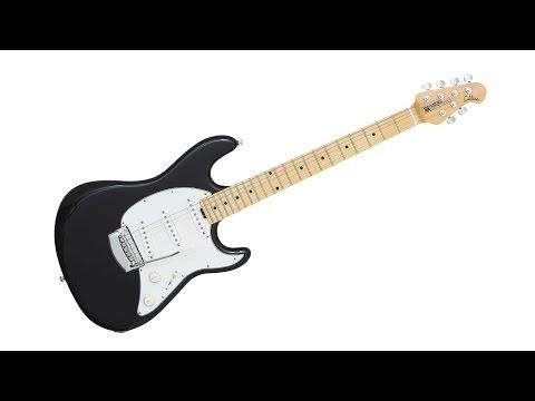 Ernie Ball Music Man Cutlass Electric Guitar Review by Sweetwater