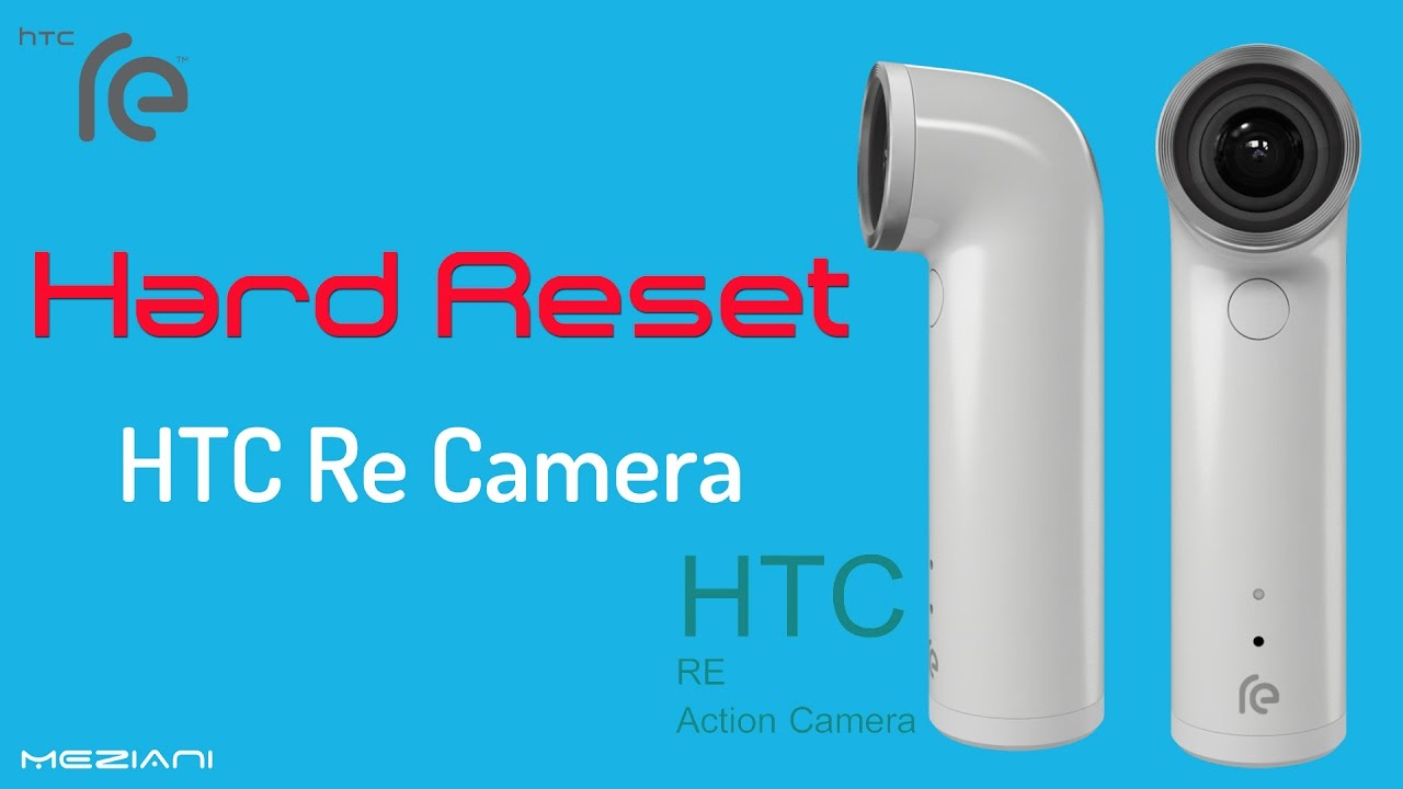 HTC RE - Unboxing, First Look and Samples (w/ Suction Mount .