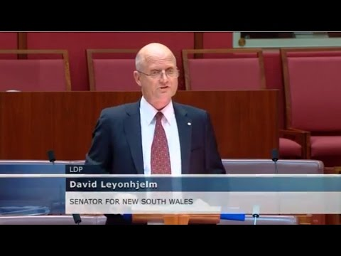 Foreign Fighters Bill - Senator Leyonhjelm