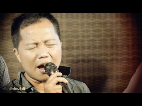 Indra Lesmana & Friends Ft. Sandhy Sondoro - Malam  Biru @ Mostly Jazz In Bali 11/09/2016 [HD]